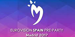 Eurovision Spain Pre-Party Madrid 2017 logo